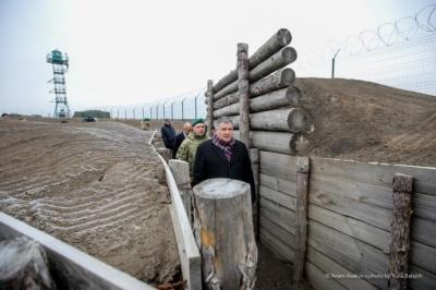 """Аваков розповів про готовність """"Стіни"""" на кордоні з РФ: """"майже 47%"""""""