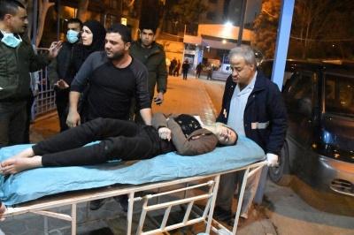 Сирійське місто Алеппо обстріляли снарядами з отруйними газами