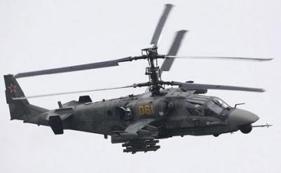В Азовському морі Росія залучила бойові вертольоти до супроводу українських кораблів