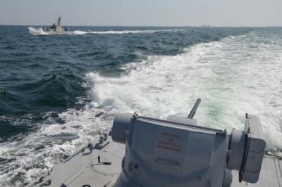 Україна готує дипломатичний демарш в ООН у зв'язку із провокаціями РФ у Чорному морі
