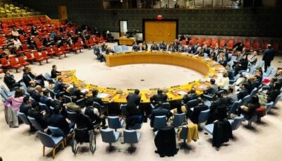 Радбез ООН почав термінове засідання щодо ситуації в Україні (Наживо)