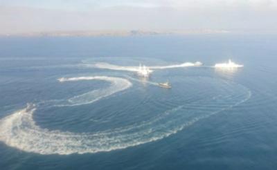 У ПА ОБСЄ закликали Росію повернути українські кораблі та звільнити моряків