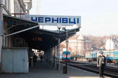 """На новорічні свята """"Укрзалізниця"""" обіцяє додаткові поїзди до Чернівців"""