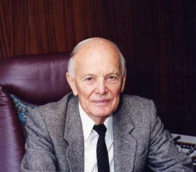 Президент Національної академії наук відзначає 100-річний ювілей