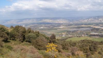 Влада Ізраїлю конфіскує церковні землі в Йорданській долині