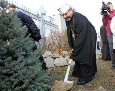 Глава УГКЦ закликав вірян не вирубувати ялинки на різдвяні свята