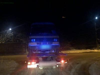 У Чернівцях небайдужі допомогли патрульним затримати п'яного водія