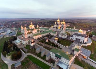 Уряд повернув Почаївську лавру до складу державного заповідника