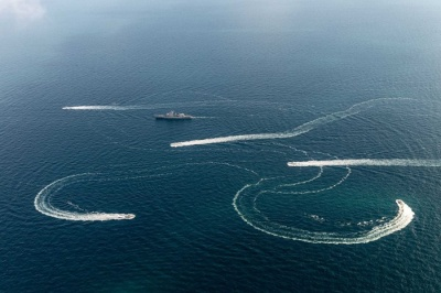 Путін заявив, що українські кораблі вторглися в споконвічно російські води
