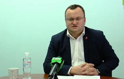 Каспрук сподівається, що депутати не віддадуть землю в парку Шевченка депутату Петришину