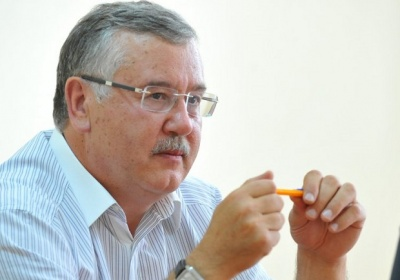 В Одесі невідомі напали на Гриценка - відео