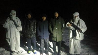 На Буковині затримали мігрантів із Афганістану і Пакистану