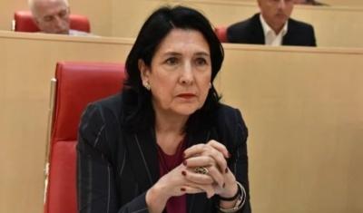 На виборах президента Грузії перемогла жінка
