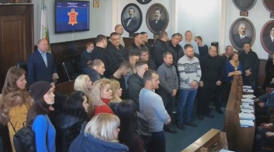 У Чернівцях міськрада рекомендує Продану звільнити Манчуленка