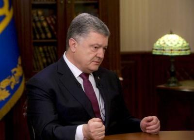 Порошенко: Путін хоче захопити ще частину України