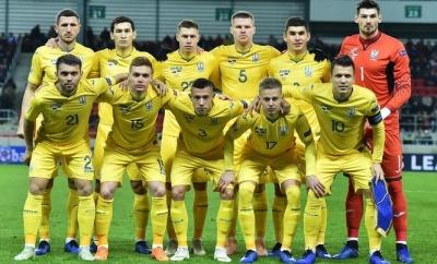 Українська збірна втратила одну позицію у рейтингу ФІФА