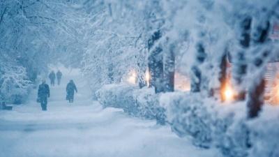 Синоптики прогнозують на Буковині різке погіршення погоди: очікується 15 градусів морозу