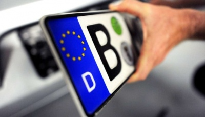 """Нові правила значно ускладнили перепродаж авто на """"євробляхах"""" - поліція"""