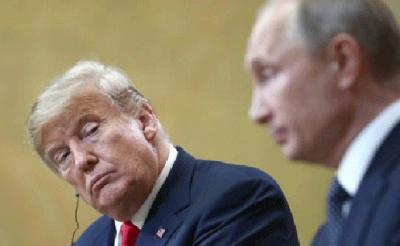Трамп скасував зустріч з Путіним через агресію Росії на Азові