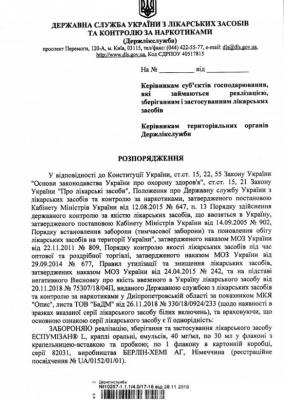 В Україні заборонили відомі ліки від здуття