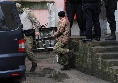 У РФ підтвердили, що українських моряків перевезли в Москву
