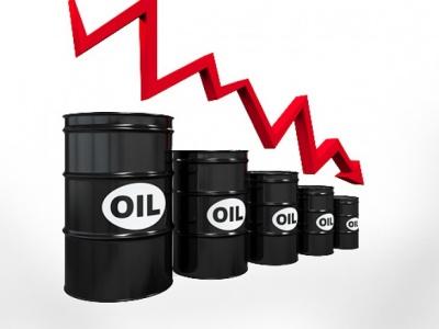 У листопаді зафіксовали рекордне падіння цін на нафту
