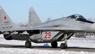 Росія перекинула винищувачі в окупований Севастополь
