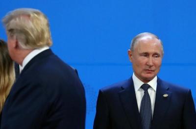 У Путіна ще сподіваються на зустріч із Трампом
