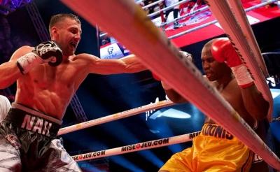 Гвоздик став чемпіоном світу в напівважкій вазі за версією WBC