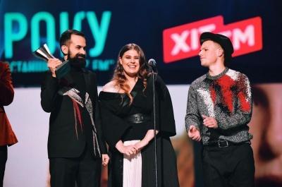 Вручили нагороди M1 Music Awards