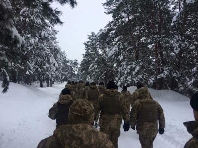 В Україні розпочнуться масштабні збори резервістів
