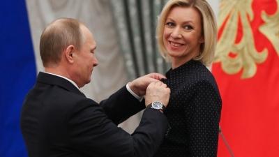 У МЗС РФ заявили, що Росія захищає Європу від агресії України