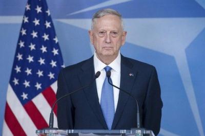 Міністр оборони США звинуватив Росію у спробі втрутитися в проміжні вибори до Конгресу