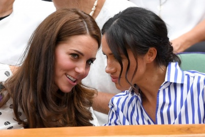 Чи був ляпас: королівський палац прокоментував сварку між Кейт і Меган