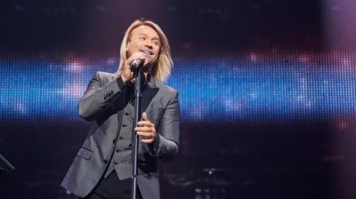 Олега Винника визнали найкращим співаком України