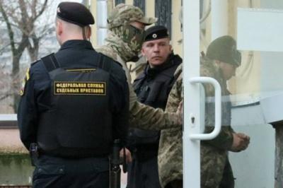 У Росії висунули звинувачення захопленим українським морякам