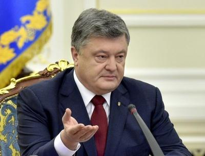 Президент вніс до Ради закон про припинення дружби з Росією