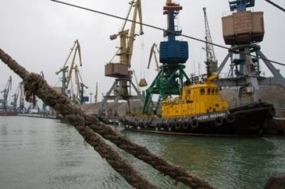 Омелян: Порти в Азовському морі частково розблоковані