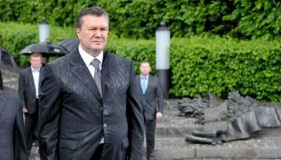 Янукович знову не вийшов на відеозв'язок із судом