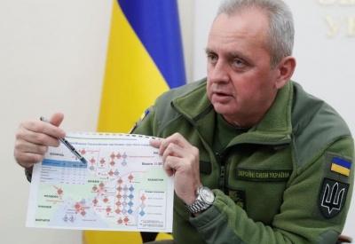 Загроза нападу Росії зараз найвища з 2014 року – Муженко