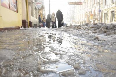 Скільки триватиме відлига: синоптики розповіли про погоду на Буковині
