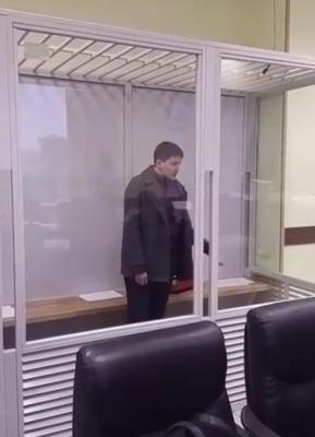 Надія Савченко оголосила про початок сухого голодування