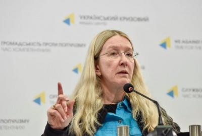 Супрун спростувала передвиборчі фейки від Тимошенко