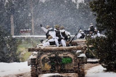 Сьогодні в Україні відзначають День Збройних сил