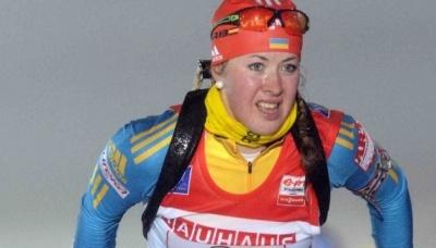 Юлія Джима виграла індивідуальну гонку на етапі Кубка світу з біатлону