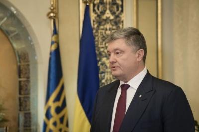 Ніхто не знає, кого РФ захоче атакувати завтра - Порошенко