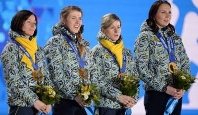 Українські біатлоністки очолили загальний залік Кубка націй