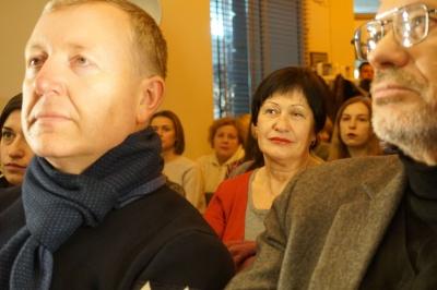 Про мову, оперу та дискримінацію: Бойченко у Чернівцях презентував нову книгу - фото