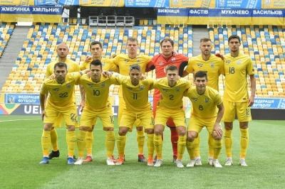 Збірна України дізналася суперників відбору на Євро-2020