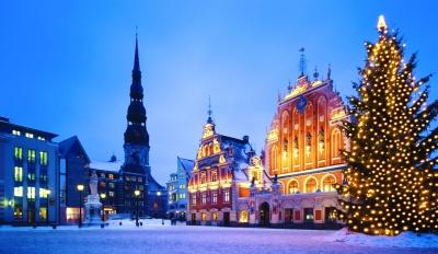 Тури - від 38 євро: де дешево можна зустріти Новий рік у Європі